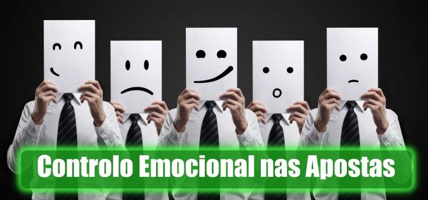 Controlo Emocional nas Apostas Desportivas