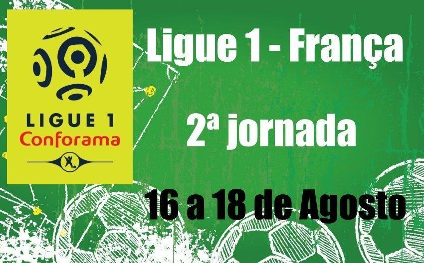 Prognósticos – League 1 França – 2ª Jornada