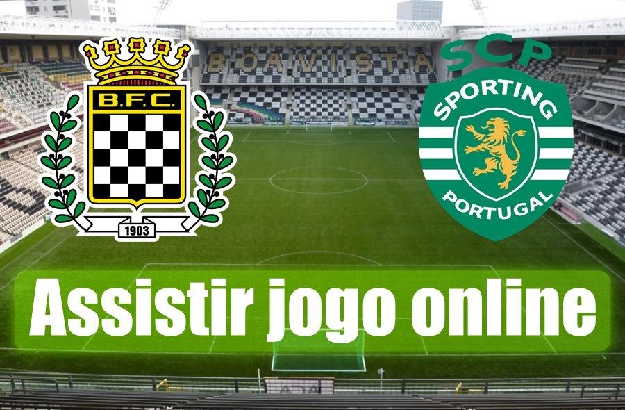 Assistir jogo Boavista vs Sporting Online em HD Grátis