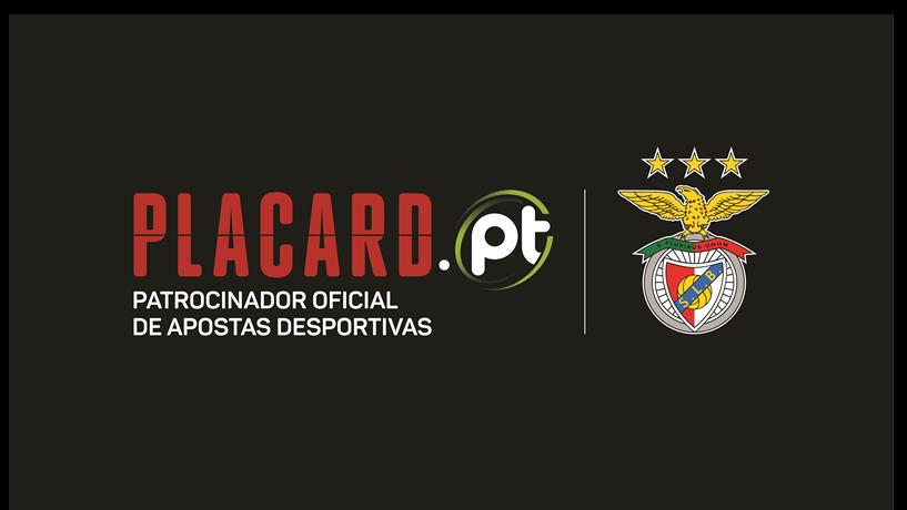Placard.pt é o novo Patrocinador Oficial de Apostas Desportivas do Benfica