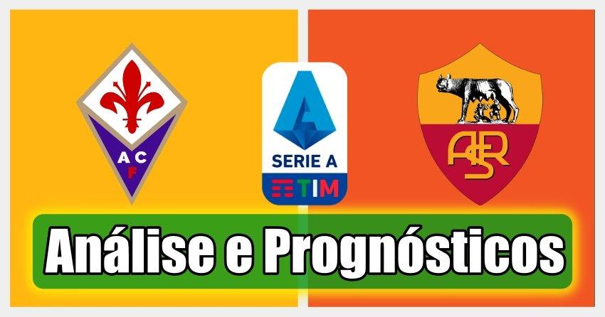Fiorentina vs Roma – Série A – Análise e Prognósticos