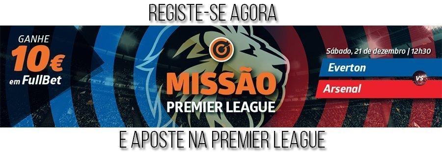 Promoção Betano: Missão Premier League!