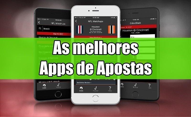 As melhores Apps de Apostas