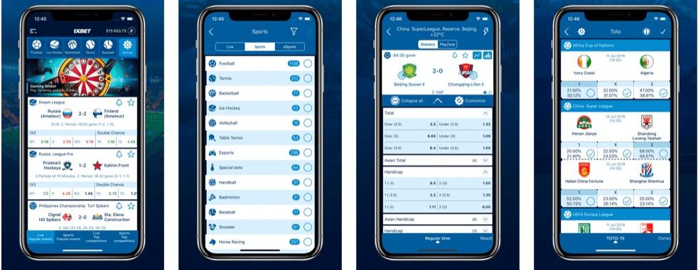 1xbet app - como instalar a aplicação para IOS