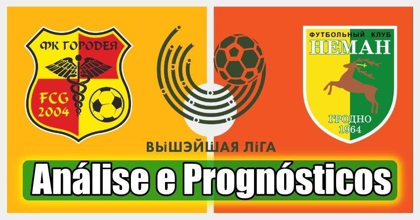 Gorodeya vs Neman Grodno – Análise e Prognósticos – Liga da Bielorrússia