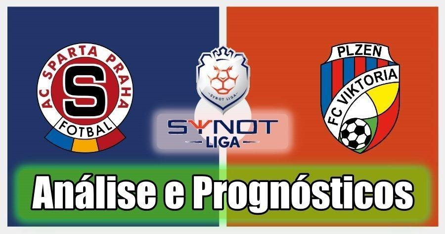Sparta Prague vs Viktoria Plzen – Análise e Prognósticos – República Checa
