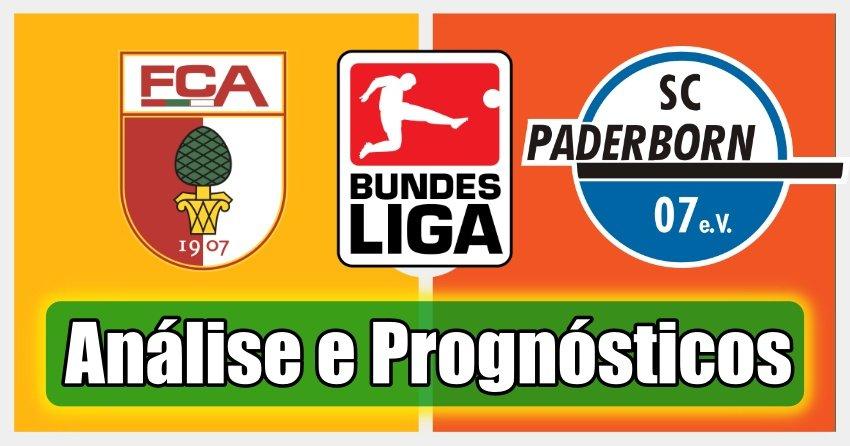 Augsburg vs Paderborn – Análise e Prognósticos – Bundesliga