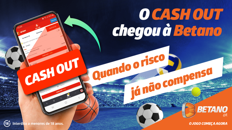 Betano App cash out como fazer