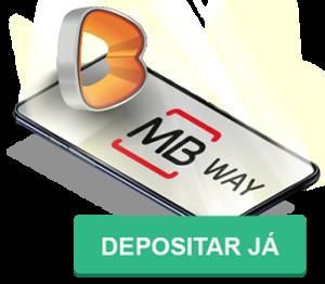 Experimenta o MB WAY na Betano e ganha uma e 5 euros
