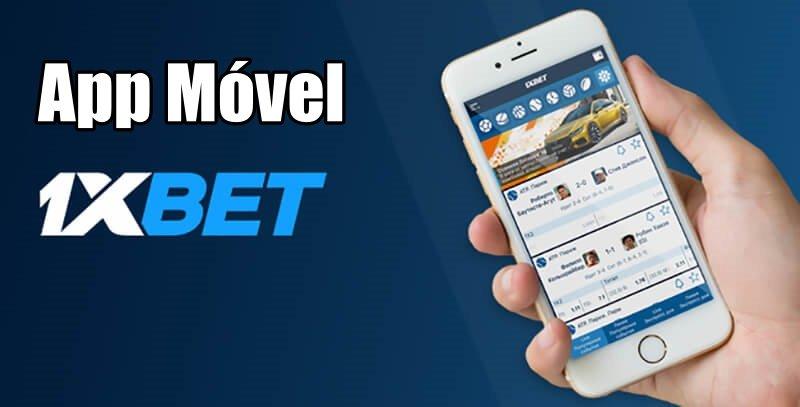 Agora, com a App Móvel 1xBet, pode apostar em qualquer lugar e a qualquer hora no seu smartphone