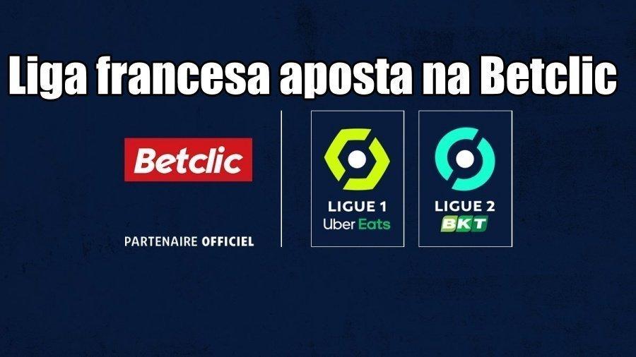 Betclic aposta na Liga Francesa na época 2020/2021