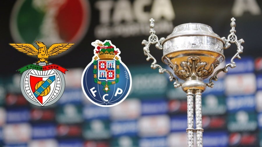 Benfica vs Porto - Análise e Prognósticos - Final da Taça de Portugal