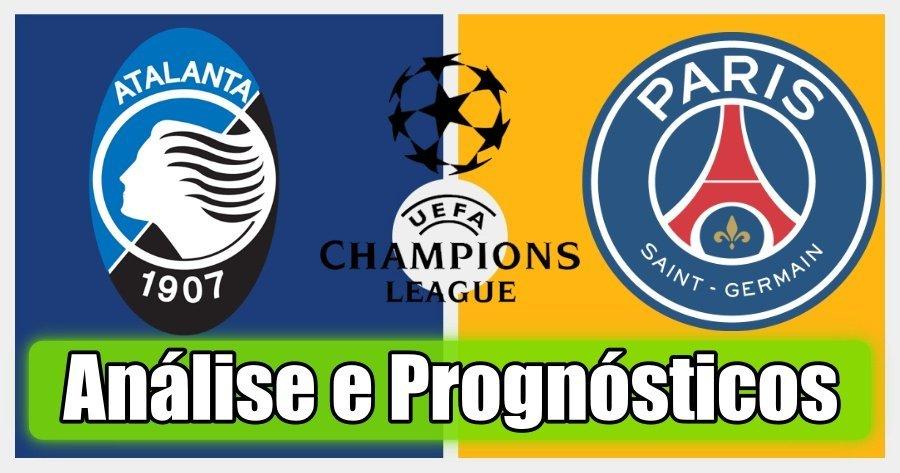 Atalanta vs PSG – Análise e Prognósticos – Liga dos Campeões