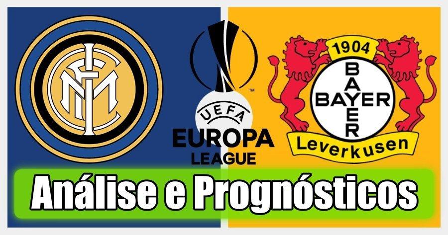 Inter Milan vs Bayer Leverkusen – Análise e Prognósticos – Liga Europa