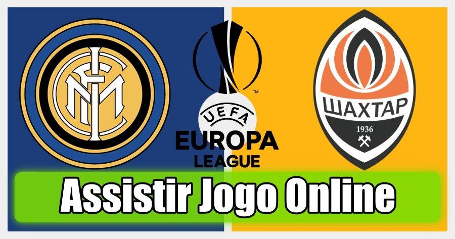 Inter Milan vs Shakhtar online assistir ao jogo grátis