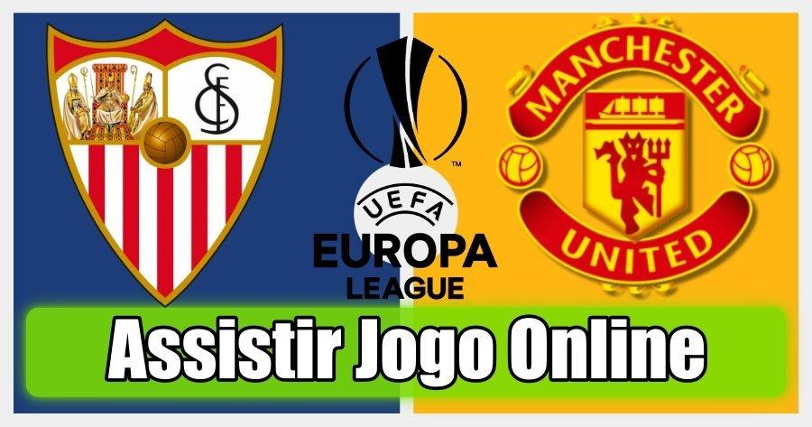 Sevilla Man United online online assistir ao jogo grátis