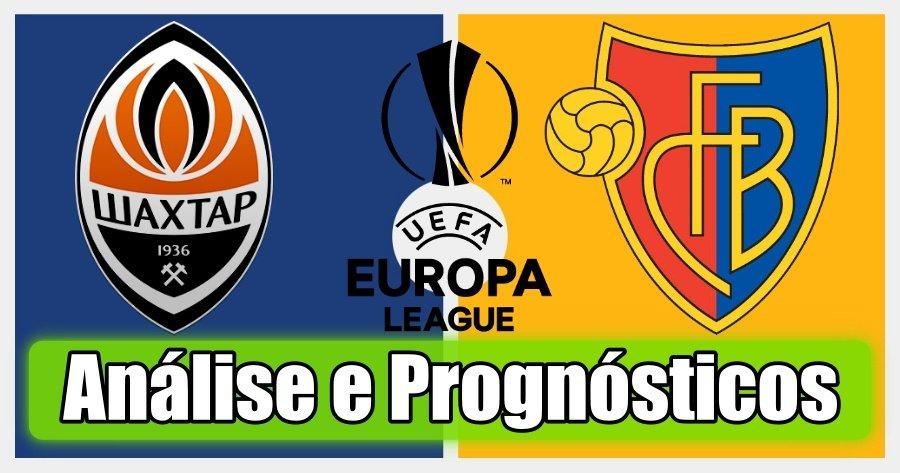 Shakhtar Donetsk vs Basel – Análise e Prognósticos