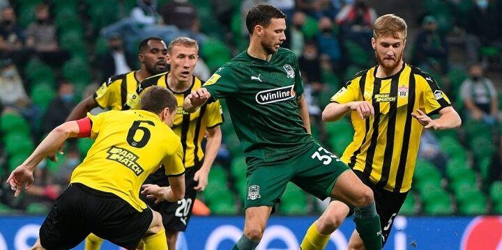 Krasnodar vs PAOK – Análise e Prognósticos da Liga dos Campeões
