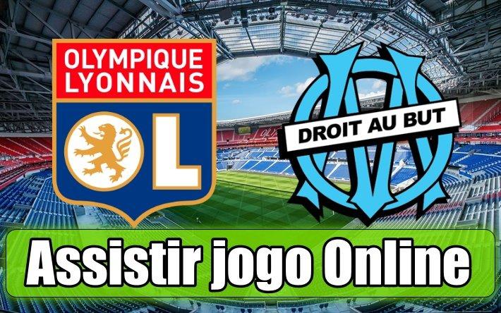 Assistir Lyon Marselha: assiste ao jogo online e grátis
