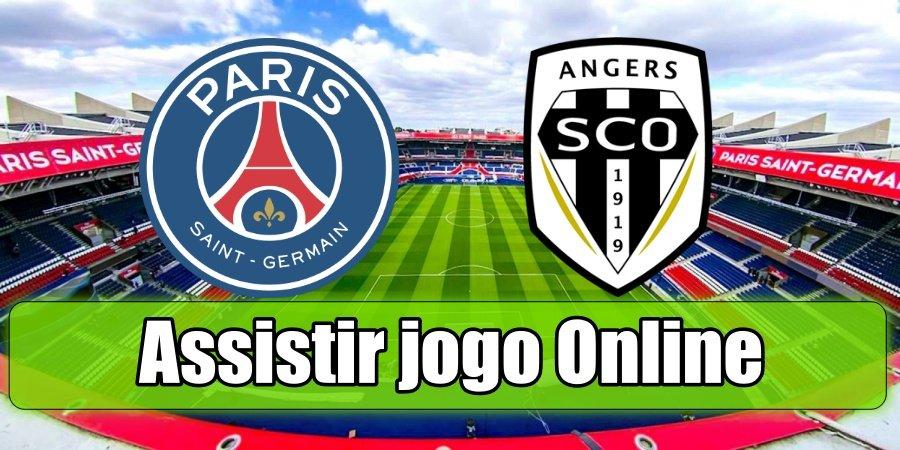 Assistir PSG Angers: assiste ao jogo online e grátis
