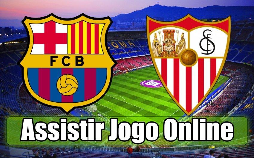 Assistir Barcelona Sevilla: assiste ao jogo online e grátis