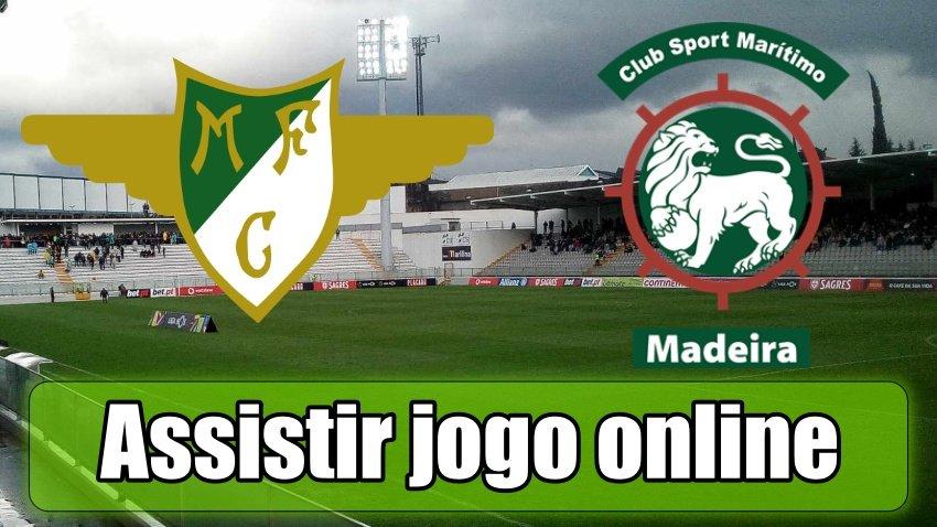 Assistir Moreirense Marítimo assiste ao jogo online e grátis