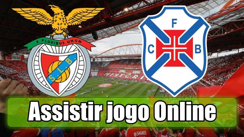 Assistir Benfica Belenenses assiste ao jogo online e grátis