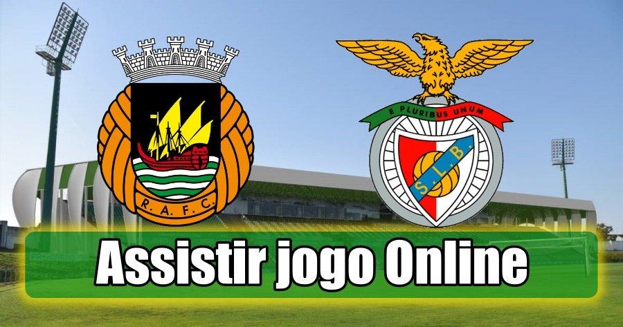 Assistir Rio Ave Benfica: assiste ao jogo online e grátis