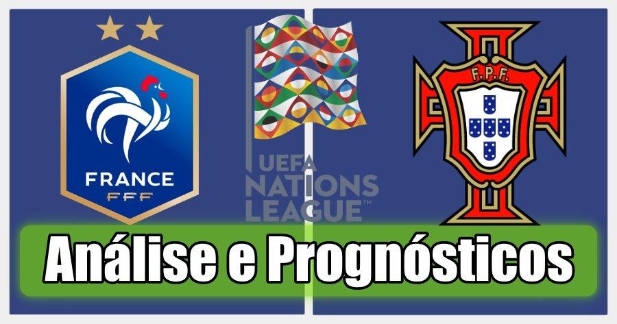 França vs Portugal – Análise e Prognósticos – Liga das Nações