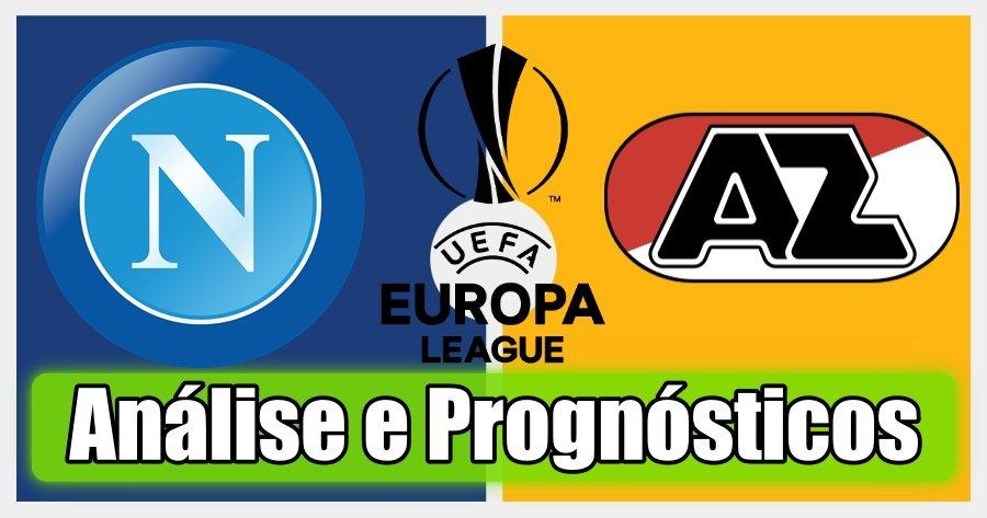 Nápoles vs AZ Alkmaar – Análise e Prognósticos – Liga Europa