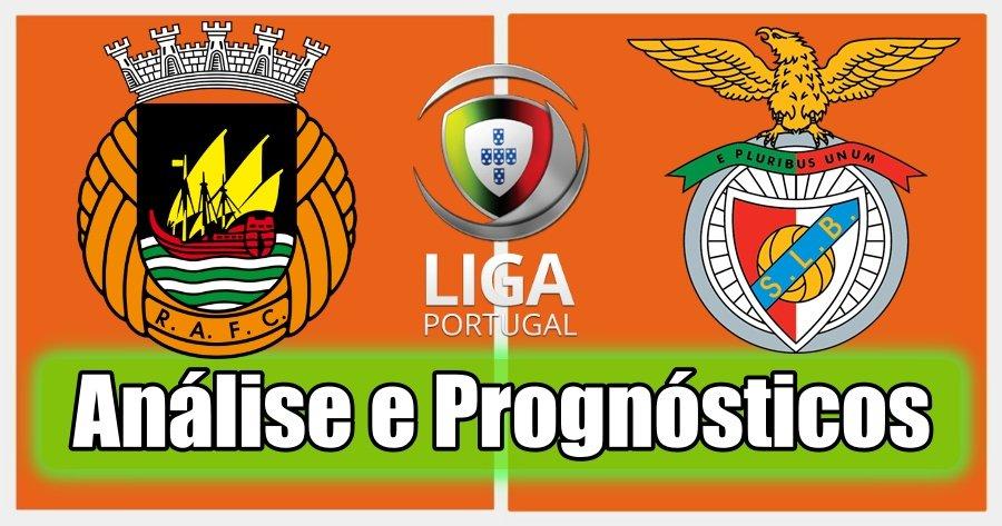 Rio Ave - Benfica – Análise e Prognósticos – Liga Portuguesa