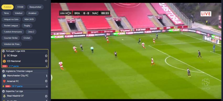 Como assistir ao Assistir Braga Nacional online, ao vivo e grátis