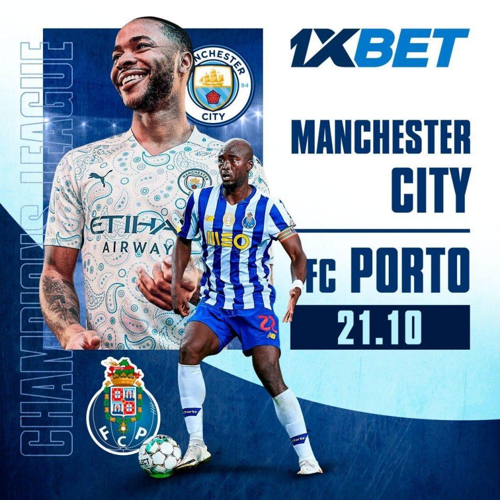 Man City vs Porto – Análise e Prognósticos – Liga dos Campeões