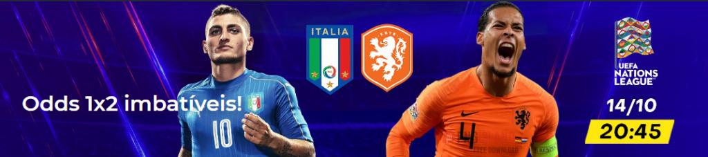 Itália vs Holanda – Análise e Prognósticos – Liga das Nações