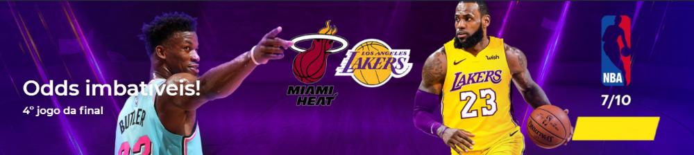 LA Lakers vs Miami Heat – Análise e Prognósticos – Finais NBA - Jogo 4