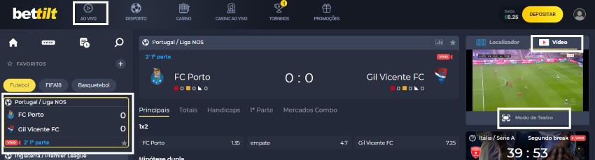 Como assistir ao Porto Gil Vicente online, ao vivo e grátis