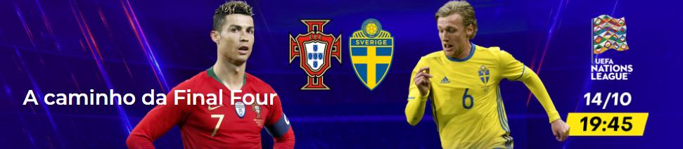 Portugal vs Suécia – Análise e Prognósticos – Liga das Nações