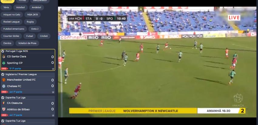 Como assistir ao Santa Clara Sporting online, ao vivo e grátis