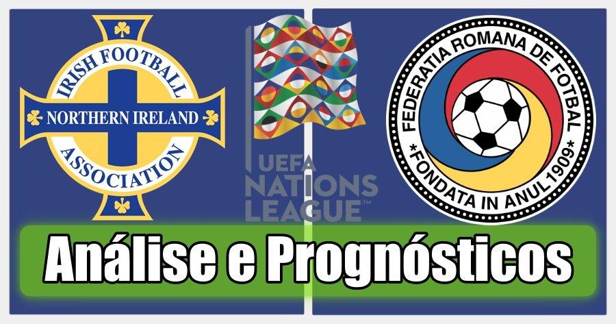 Irlanda Norte vs Roménia – Análise e Prognósticos – Liga das Nações