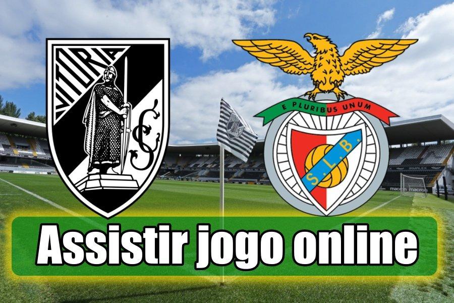 Assistir Guimarães Benfica online, grátis e com excelente qualidade