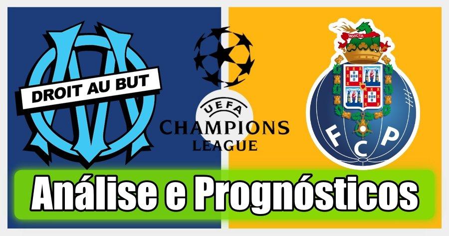Marseille vs Porto – Análise e Prognósticos – Liga dos Campeões