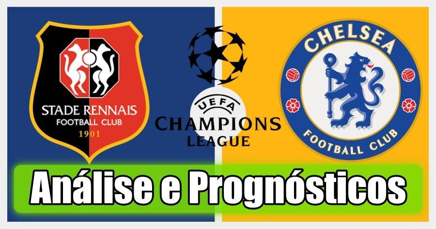 Rennes vs Chelsea – Análise e Prognósticos – Liga dos Campeões