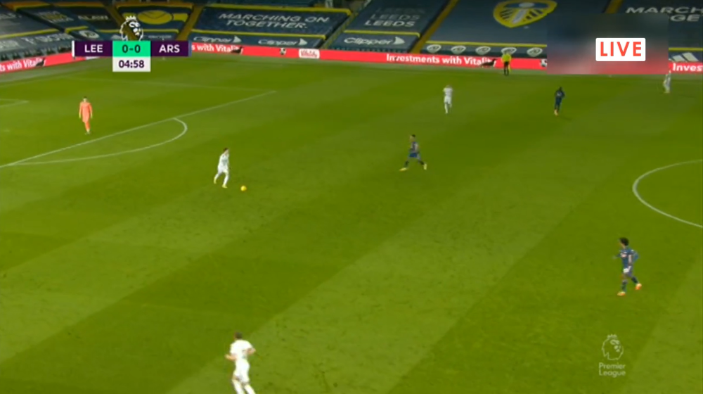 Como assistir Leeds vs Arsenal online, ao vivo e grátis