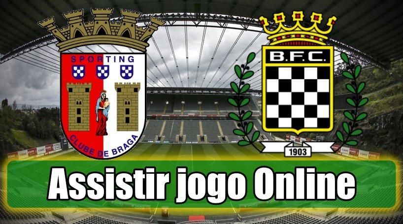 Assistir Braga Boavista assiste ao jogo online e grátis