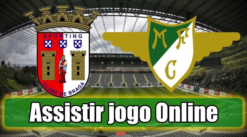 Assistir Braga Moreirense assiste ao jogo online e grátis