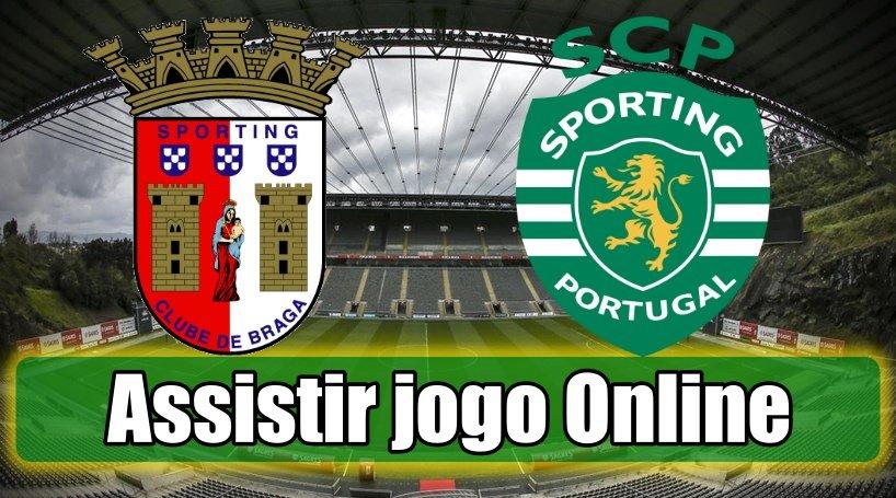 Assistir Braga Sporting assiste ao jogo online e grátis