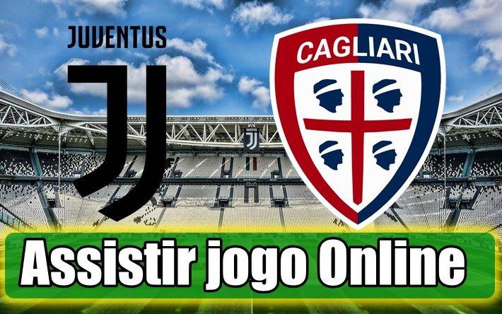 Assistir Juventus Cagliari online, grátis e com excelente qualidade