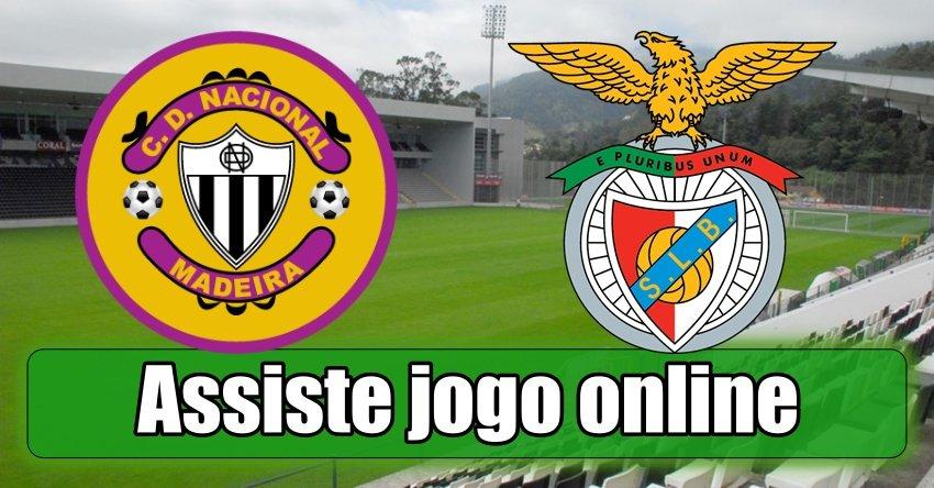 Assistir Nacional Benfica online, grátis e com excelente qualidade
