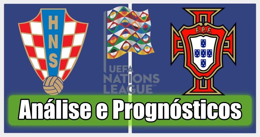 Croácia vs Portugal – Análise e Prognósticos – Liga das Nações