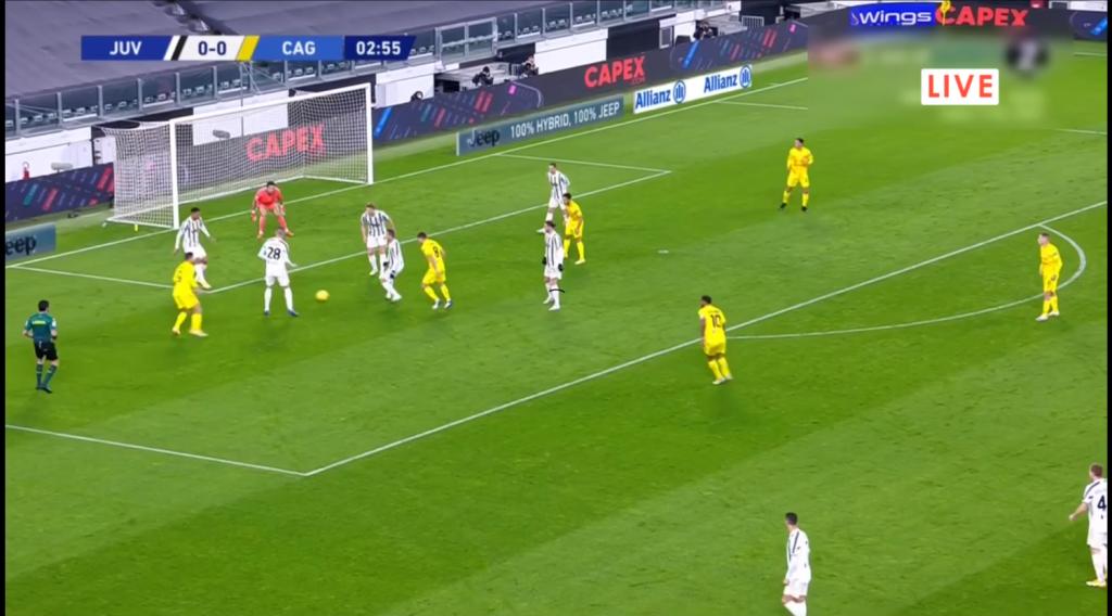 Como assistir Juventus Cagliari online, ao vivo e grátis